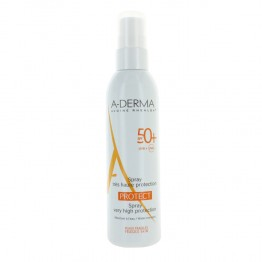 A-DERMA SOLAIRE PROTECT SPRAY SPF50+ 200ML