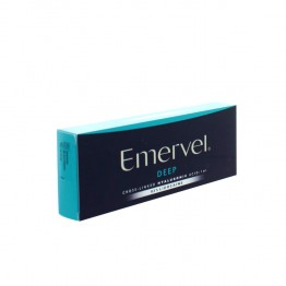 EMERVEL DEEP HYALURONIQUE 0.3% LIDOCAINE 1ML