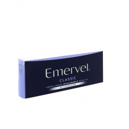 EMERVEL CLASSIC HYALURONIQUE 0.3% LIDOCAINE 1ML
