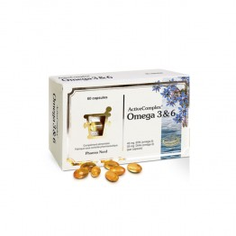 PHARMA NORD ACTIVE COMPLEX OMEGA 3 ET 6 - 60 CAPSULES