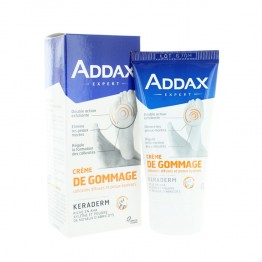 ADDAX PIEDS CALLOSITES CREME GOMMAGE 50ML