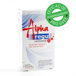 ALPHAREGUL HOMME CHEVEUX 60 CAPSULES