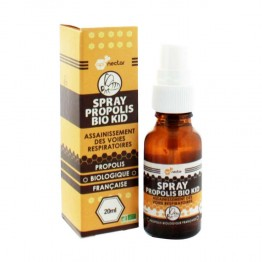 APINECTAR SPRAY PROPOLIS BIO KID ASSAINISSEMENT DES VOIES RESPIRATOIRES 20ML
