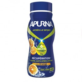 APURNA BOISSON RECUPERATION ORANGE 300ML