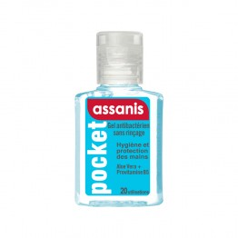 ASSANIS POCKET GEL MAIN 20 ML