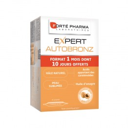 FORTE PHARMA EXPERT AUTOBRONZ 20 AMPOULES + 10 OFFERTS