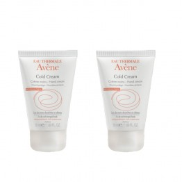 AVENE COLD CREAM CREME MAINS 2X50ML