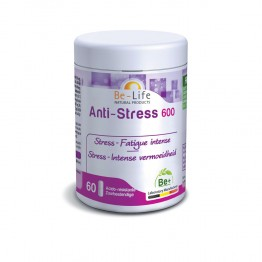 BIOLIFE BE LIFE ANTI-STRESS 600 - 60 GELULES