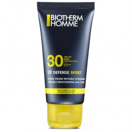 BIOTHERM HOMME SOLAIRE UV DEFENSE SPORT FACE SPF30 30ML
