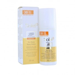 BOOTS SOLEI SPRAY SOLAIRE SPF 30 150ML