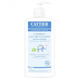 CATTIER  BEBE LINIMENT 500ML