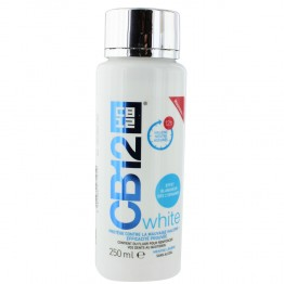 CB12 BAIN DE BOUCHE WHITE 250ML
