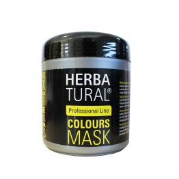 DAEN HERBA TURAL MASQUE CHEVEUX COLORES 400ML