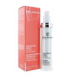 DELAROM FLUIDE HYDRATANT PURIFIANT AIRLESS 50ML