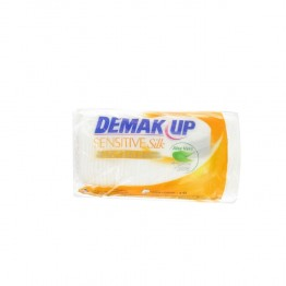 DEMAK UP SENSITIVE SILK ALOE VERA ET PROTEINES DE SOIE 45 DISQUES