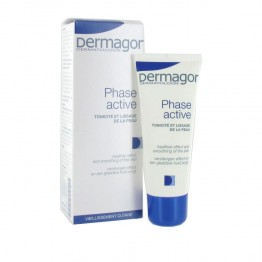 DERMAGOR PHASE ACTIVE TONICITE ET LISSAGE DE LA PEAU 40ML
