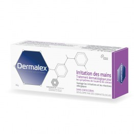 DERMALEX IRRITATION DES MAINS 30G