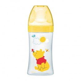 DODIE BIBERON SENSATION+ DEBIT 2 WINNIE 0-6MOIS 270ML