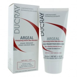 DUCRAY ARGEAL SHAMPOOING TRAITANT SEBO-REGULATEUR 150ML