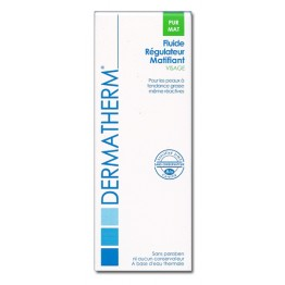 DERMATHERM PURMAT FLUIDE REGULATEUR MATIFIANT 50ML