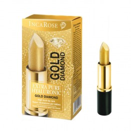 INCAROSE EXTRA PURE GOLD DIAMOND STICK LEVRES 5ML