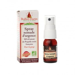 BALLOT-FLURIN SPRAY NOMADE D'URGENCE ACTION INTENSE 15ML