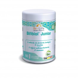 BIO-LIFE BE LIFE BIFIBIOL JUNIOR 60 GELULES