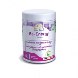 BIOLIFE BE LIFE BE ENERGY + GUARANA 60 GELULE