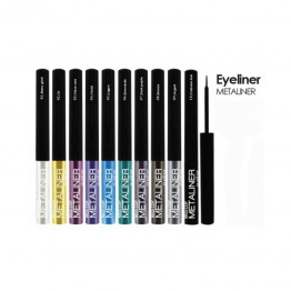 MISS COP EYELINER METALINER 3 ML