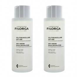 FILORGA SOLUTION MICELLAIRE ANTI-AGE 2X400ML