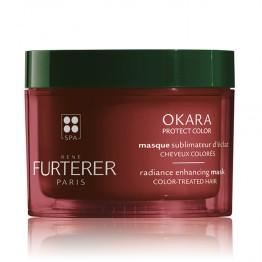 FURTERER OKARA MASQUE SUBLIMATEUR D'ECLAT CHEVEUX COLORES 200ML