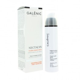 GALENIC NECTALYS FLUIDE LISSANT SPF15 PEAUX NORMALES A MIXTES 50ML