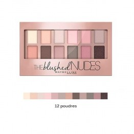 GEMEY MAYBELLINE THE BLUSHED NUDES PALETTE