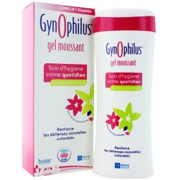 GYNOPHILUS GEL MOUSSANT INTIME 250ML