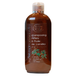 MARTINE MAHE SHAMPOOING REFLETS MARRON NOISETTE 200ML