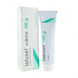 IALUSET CREME ACIDE HYALURONIQUE 100G