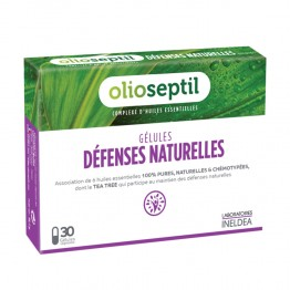 INELDEA OLIOSEPTIL DEFENSES NATURELLES 30 GELULES