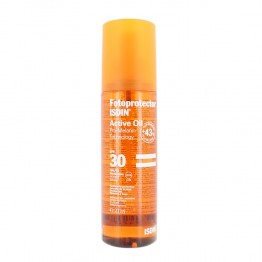 ISDIN ACTIVE OIL HUILE PROTECTRICE SPF30 200ML