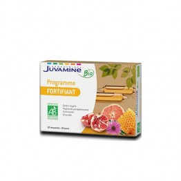 JUVAMINE BIO PROGRAMME FORTIFIANT AMPOULES X20