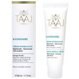 TAAJ CREME HYDRATANTE KASHEMIRE PEAUX NORMALES A SECHES 50ML