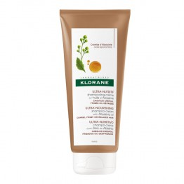 KLORANE SHAMPOOING-CREME A L'HUILE D'ABYSSINIE CHEVEUX CREPUS 200ML