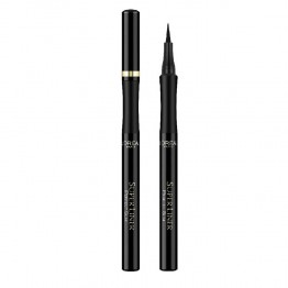 L'OREAL SUPER LINER PERFECT SLIM INTENSE BLACK