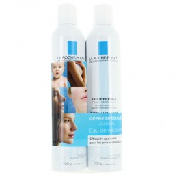 LA ROCHE-POSAY EAU THERMALE SPRAY 300ML X2