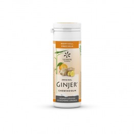 LEMON PHARMA GINJER CHEWING-GUM 30G