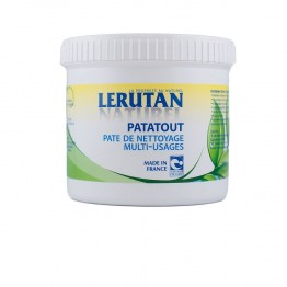 LERUTAN PATATOUT PATE DE NETTOYAGE MULTI-SURFACES POT 350 GR