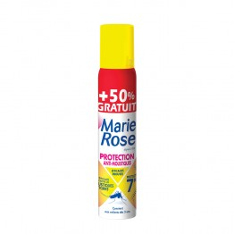 MARIE ROSE AEROSOLS PROTECTION ANTI-MOUSTIQUES 7H 150ML