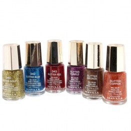 MAVALA VERNIS A ONGLES PAILLETTES 5ML