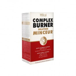 MILICAL COMPLEX BURNER SOLUTION MINCEUR 56 COMPRIMES