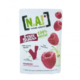 N.A! FRUIT STICKS FRAMBOISE 40GR