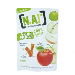 N.A! FRUIT STICKS POMME 40GR